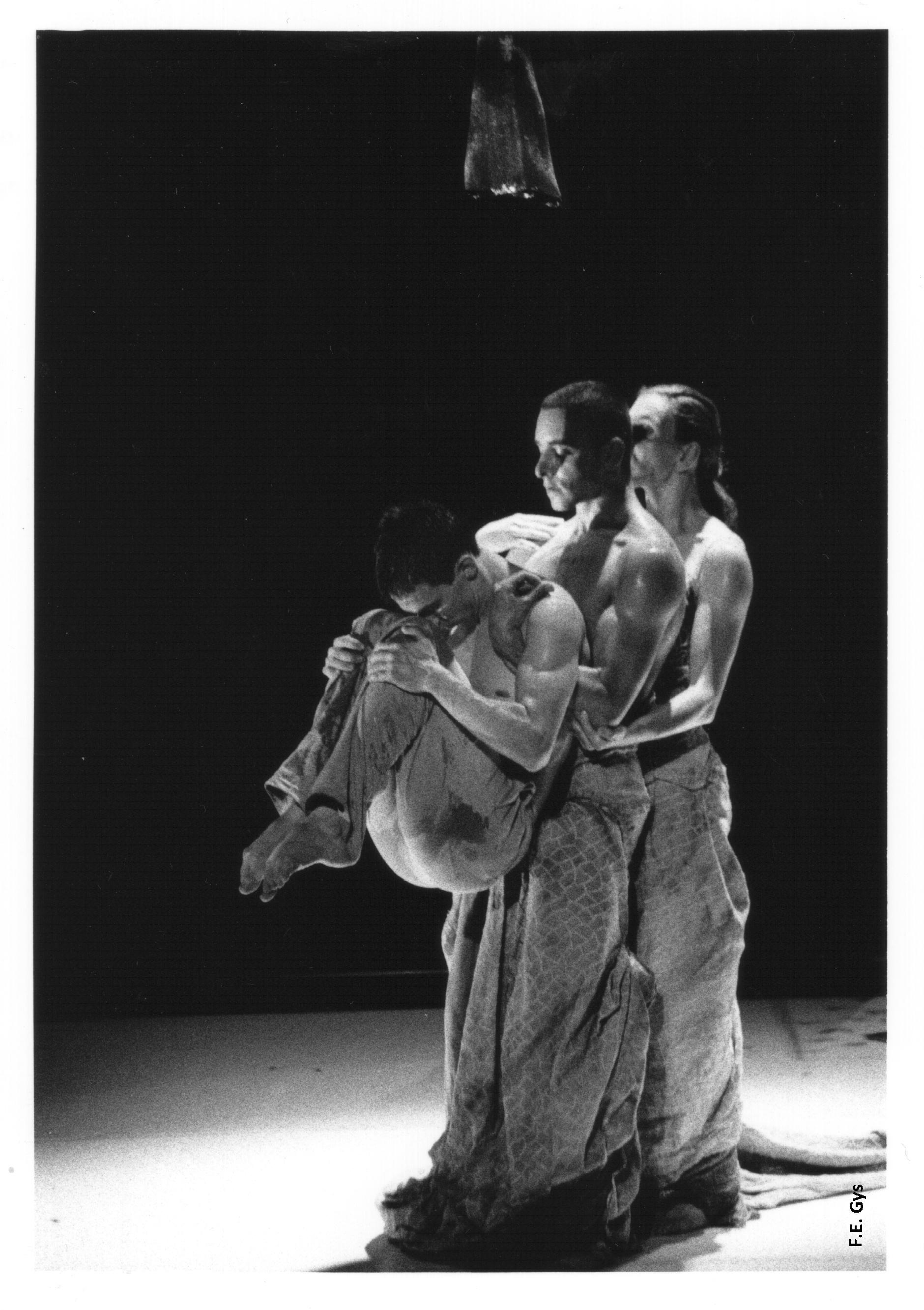 Les Discrets - Octobre 2003 ©F.E. Gys