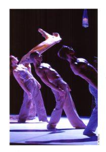 Les Discrets - Octobre 2003 ©Jef Rabillon