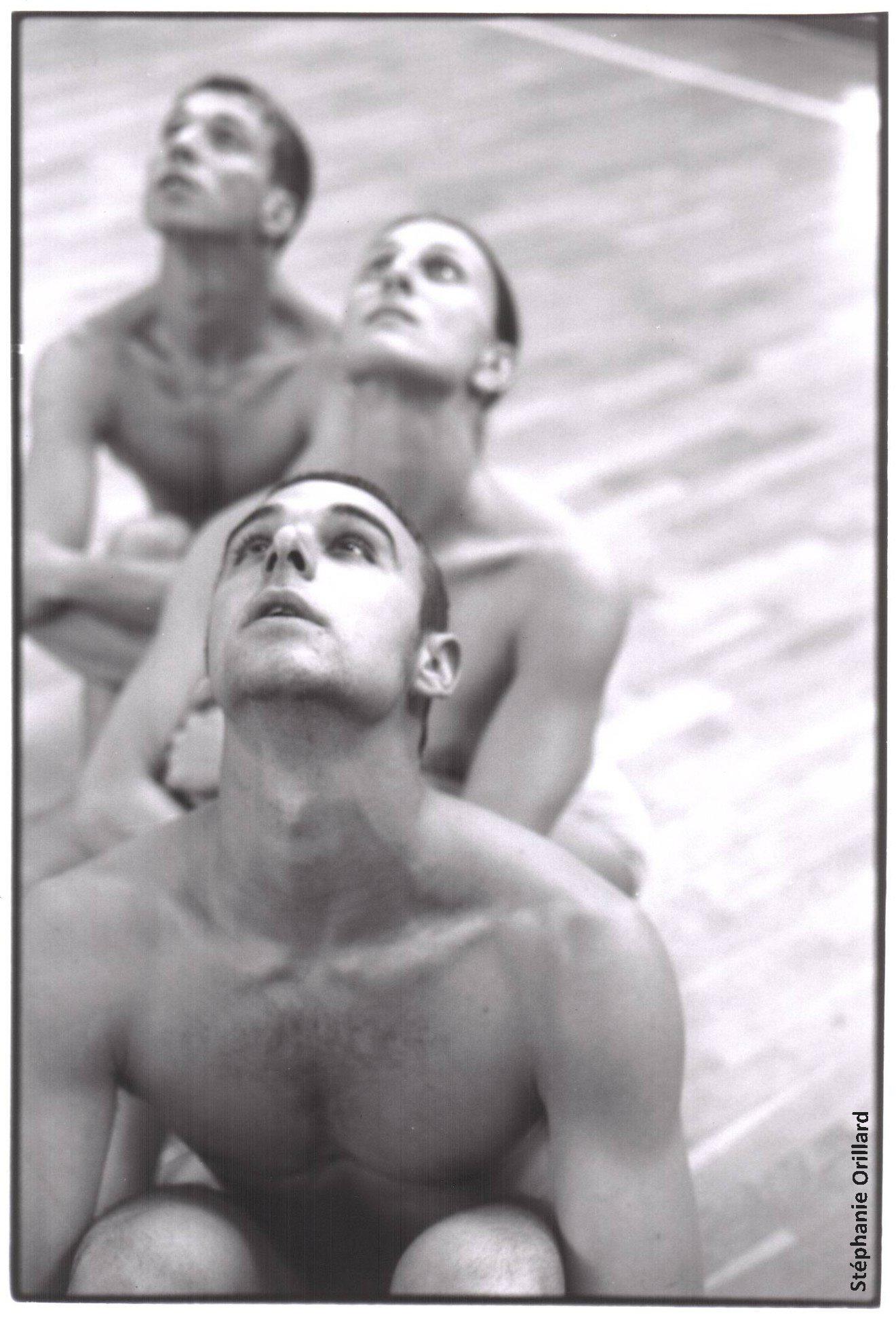 Les Discrets - Octobre 2003 ©Stephanie Orillard