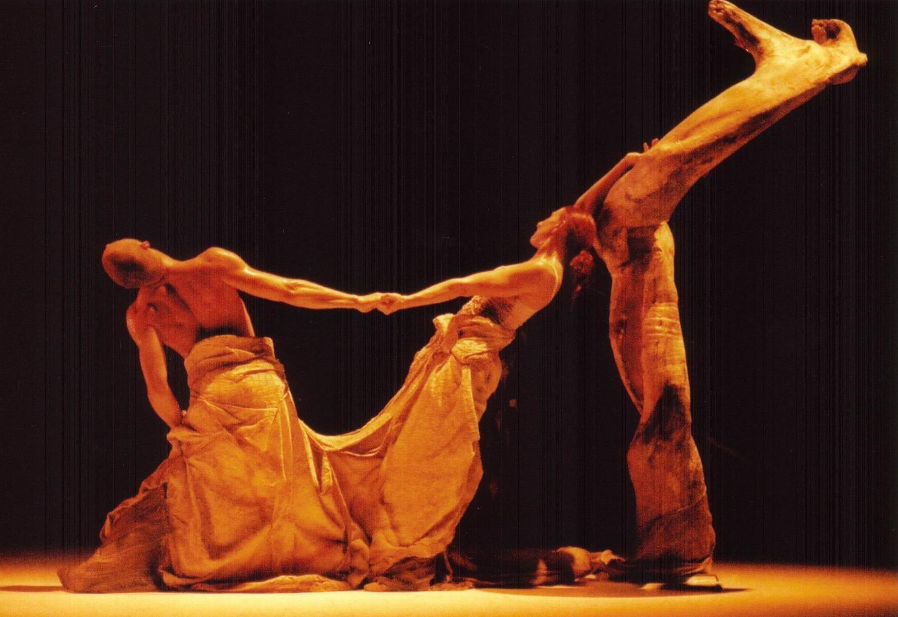 Les Discrets - Octobre 2003 ©JC Marceteau