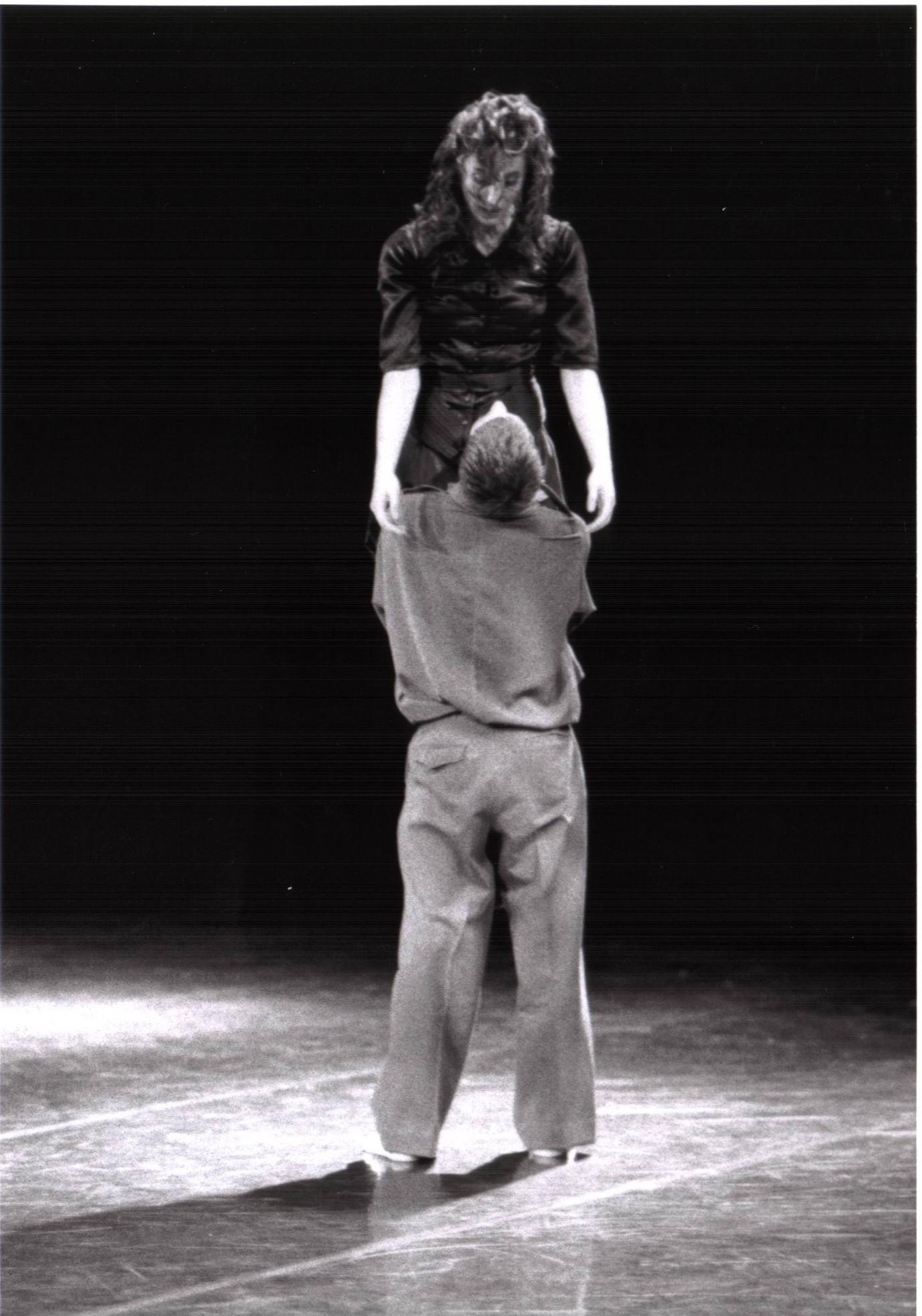 Entre Cendres et Je - 1998 ©J.J.Brumachon