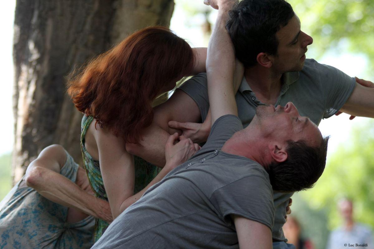 Arborescence - Juin 2011 ©Luc Bonaldi