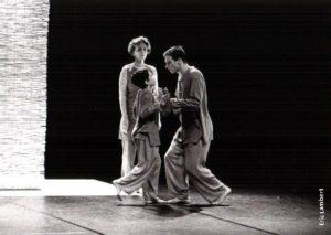 Le miroir d'Oedipe - avril 2002 ©Eric Lambert